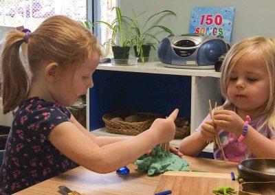 two-girls-playdough